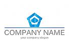 Zeichen, Zeichnung, Wappen, Immobilien, Finanzen, Logo