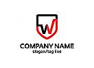Logo, Buchstabe W, Schild, Finanzen, Corporate, Investment, Deutschland