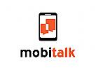 Logo, Kommunikation, Handy, Handy, Handy, Chat, Sprechblase, Telekommunikation
