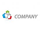 Zeichen, Zeichnung, Symbol, Fünfecke, Technologie, Logo