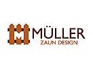 Logo, Zaun, Tore,Tischler, Haus, Hof, Holz, Holz, Master, Design, Reparatur, Zimmerei