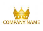 Zeichen, Skizze, Krone, Gold, Logo