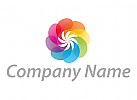 Viele Tropfen Logo