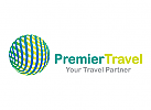 Logo, Reisen, Tourismus, Urlaub, planet, erde, welt, Transport, bunt, Paradies