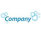 Reinigung, Pflege Logo
