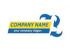 Logo, Pfeile, Energie, Heizung, Klimaanlage, Kühlung, Transport, Logistik