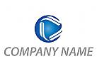 Zeichen, Zeichnung, Technologie, Dienstleistungen, Beratung, Kugel, Kreis, blau, Logo