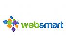 Logo, Web, Internet, App, Computer, Daten, Platte, Software, Handy,  Kommunikation, Medien, Programmierung