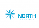 Beratung, Management, Software, Arktis, Nordpol, Eis, Kompass Logo