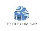 Logo, Textilien, Wolle, Baumwolle, Gewinde, Schlaufe, Kleidung