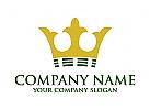 Krone Logo, Gold, könig, königlich, königin, Hotel, Schmuck, Strom