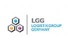 Zeichen, Signet, Logo, Logistik, Transport
