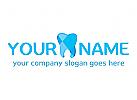Zahnarzt, Zahn, Arzt, Klinik, Zahnmedizin Logo