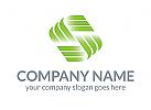 blau, linie, Finanz, Investitions, Banken, Verwaltung Logo