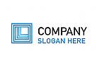 Zeichen, Signet, Logo, 3D, Quadrat, Rechtsanwalt, Steuerberater