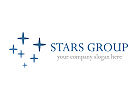 Stern, Finanzen, Erfolg, Investitionen, Hotel, Reise, Astrologie, Logo