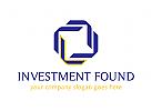 gold, Bank, Investitionen, Finanzen, Management, Reise, Hotel, Logo