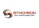 synhron, Transport, Logistik, Pfeile, Transport, Versand, Diagramm, Finanzen, Steuern, Logo