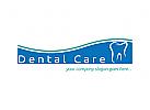 Zahn, Zahnarzt, Zahnmedizin, Mund, Zahnpasta, Zahnseide, Klinik, Arzt, Logo