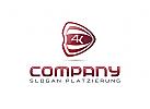 Schild Play Stream 4K Logo