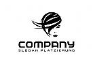 Frisör Haar Style Logo