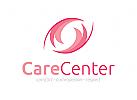 Hygiene, Pflege, Hilfe, Logo