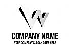 Buchstabe W, Metall, Transport, initialen, Architektur, Mode, logo