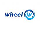 Zeichen, Signet, Logo, Kreis, Spirale, Initiale