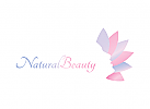 Sch�nheit, Kosmetik, Wellness, Logo