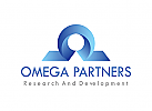 Omega, Forschung, Entwicklung, Logo