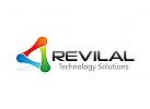 Wiederbelebung, Software, Technologie, Computer, IT, Logo