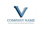Victory, Rechtsanwalt, Bank, Finanzen, Beratung, Buchstabe V Logo
