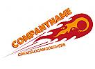 Kometen-Logo f�r diverse Branchen