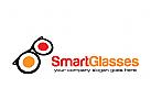 Brillen, Kontaktlinsen, Optik, Augen, Logo