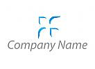 Ökologie, Zeichen, Zeichnung, Vogel, Schwalbe, Logo