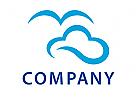Wolke Vogel Logo