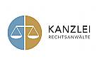 Waage Halbkreise Logo
