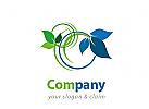 Blatt Natur Logo