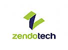 Zahl Z, Buchstabe Z, Technologie, Logo