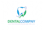 Zahn, Zahnarzt Logo