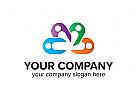 Menschen, Logo, Beratung