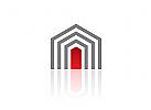 Logo Haus Bauwerk