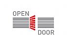 Zeichen, Signet, Logo, Tür, Holz, Handwerk, Tischler, Monteuer