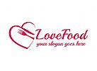 Essen, Restaurant Logo