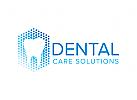 Zähne Logo, Zahnarzt, Arzt