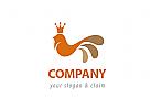 Goldener Vogel Logo