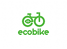 Eco Bicycle Logo