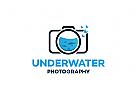 Unterwasser Fotografie Logo