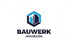 Bauwerk, Immobilien Logo
