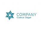 Modernes Logo, Stern